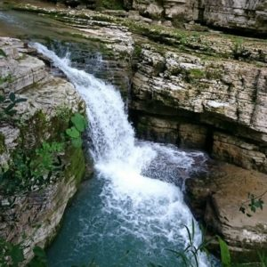 Прогулка по каньонам Псахо