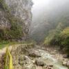 Гуамское ущелье, середина ноября