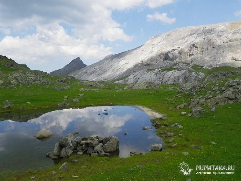 Фототчет похода по озерам Архыза