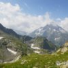 Панорама с перевалов Архыза