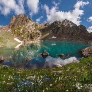 Софийские озера Архыза
