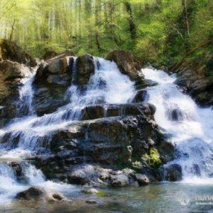 Аюкинский водопад