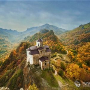 Тур на Западный Кавказ