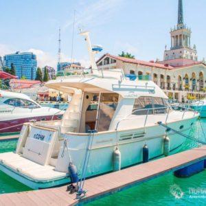 Аренда яхты в Сочи